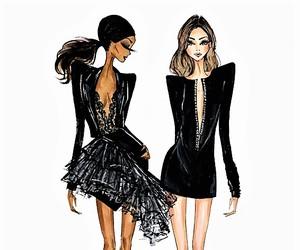 boho, grunge, and fashion image