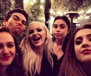 cameron boyce, dove cameron, and sophie reynolds image