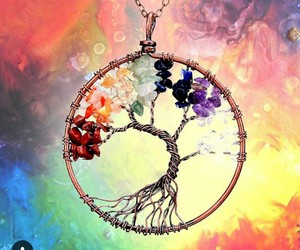 luck, mood, and tree of life image