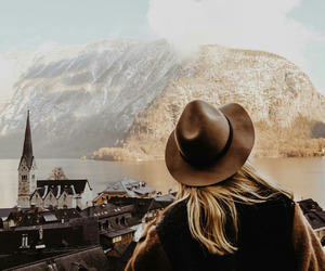 girl, travel, and world image