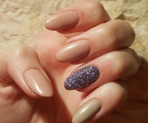 matte, nails, and pastel image
