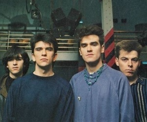the smiths, 80s, and morrissey image