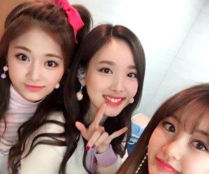 twice, jihyo, and nayeon image