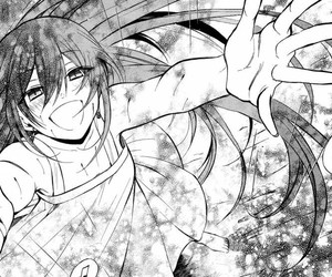 manga, cute, and lacie baskerville image