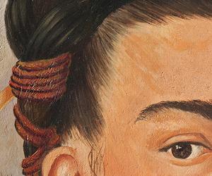 art, frida kahlo, and painting image
