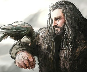 dale, the hobbit, and durin image