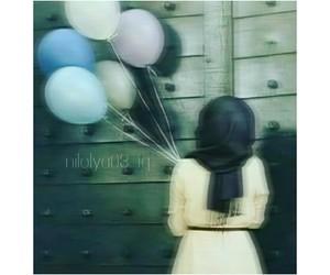 girl, رمزيات محجبات, and رمزيات بنات image