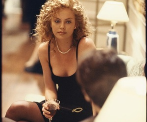 Charlize Theron, movie, and the devils advocate image