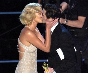 Academy Awards, adrien brody, and Charlize Theron image
