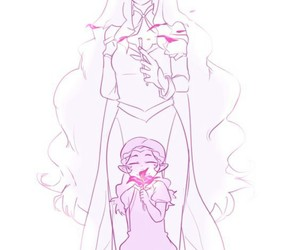 child, princess, and Voltron image