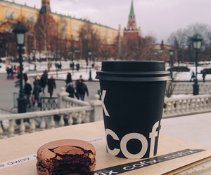 coffee, city, and food image