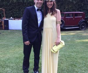 fc barcelona, andres iniesta, and anna ortiz image
