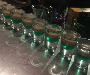 alcohol, alcool, and green image