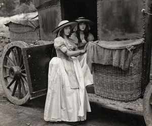 20s, black and white, and dorothy gish image