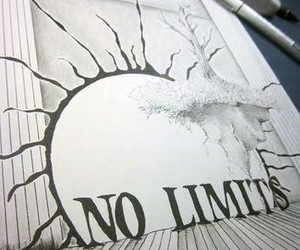 drawing, sun, and freedom image