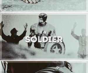 captain america, steve rogers, and the winter soldier image