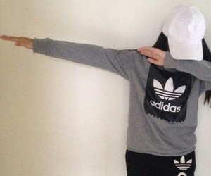 adidas and dab image