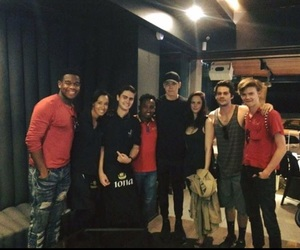 KAYA SCODELARIO, dylan o'brien, and the scorch trials image