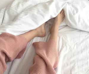 aesthetic, beautiful, and bed image