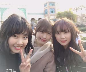 nmb48, shibuya nagisa, and kato yuuka image
