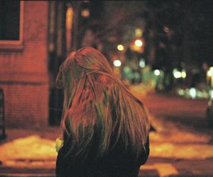 night, street, and alternative image