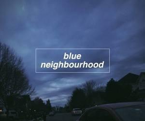 blue, troye sivan, and tumblr image