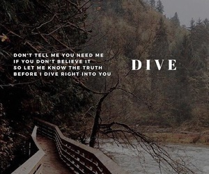 believe, dive, and divide image