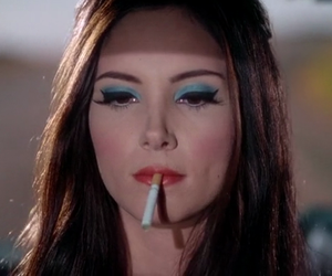vintage, the love witch, and girl image