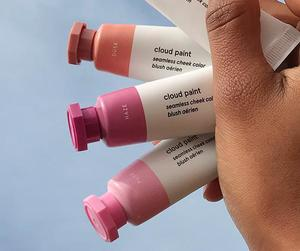 glossier, beauty, and blush image