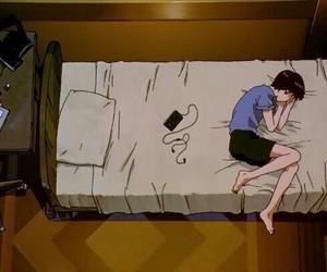 anime and evangelion image