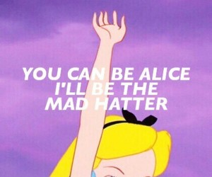 melanie martinez, mad hatter, and wallpaper image
