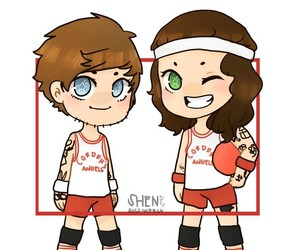 larry stylinson, louis, and larry image