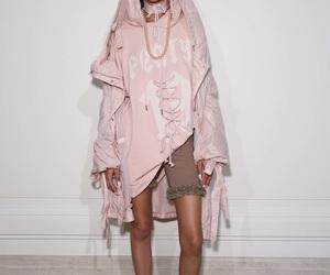 fashion, runway, and runway fashion image