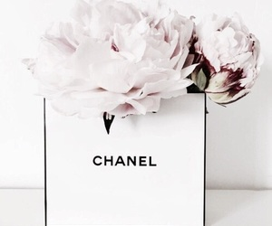 flowers, beautiful, and chanel image