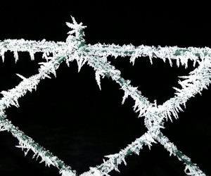 cold, winter, and cristals image