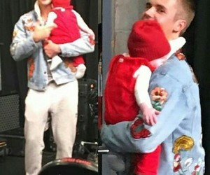 justin bieber, baby, and child image