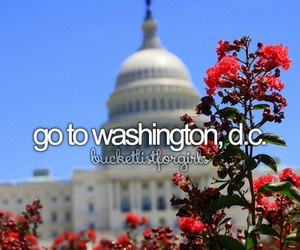 washington, travel, and usa image