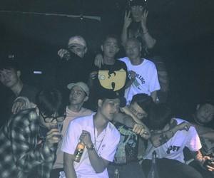 lee gwangmin, sik-k, and yelows mob image