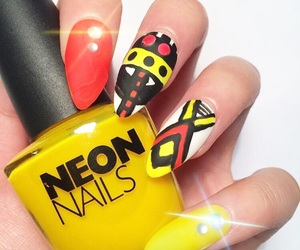aztec, matte, and nail addict image