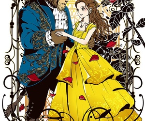 art, belle, and film image