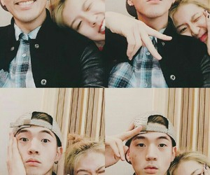 bm, jiwoo, and k.a.r.d image