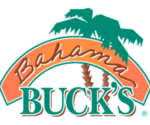 Logo and bahama buck's image