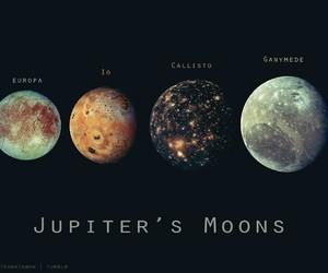 indie, jupiter, and moon image