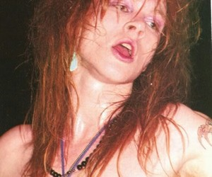 60's, axl rose, and crazy image