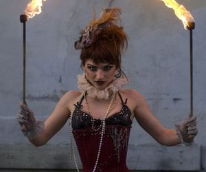 circus and fire perfprmer image