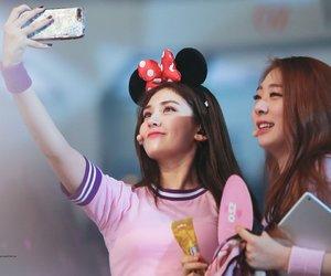 somi, kpop, and ioi image