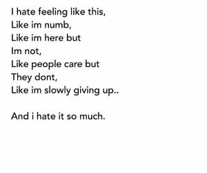 depressed, madness, and sad image
