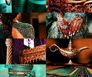 color, disney, and jasmine image