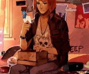 chloe, max, and life is strange image