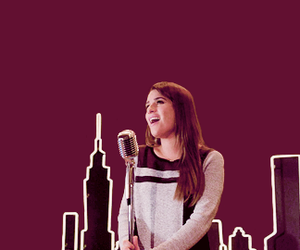 glee, lea michele, and singer image